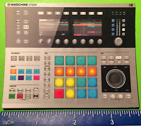 Maschine Studio Native Instruments Komplete Kontrol 61 88 Synthesizer Magnet