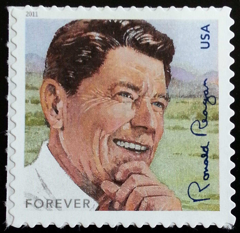 2011 44c Ronald Reagan, 40th President Scott 4494 Mint