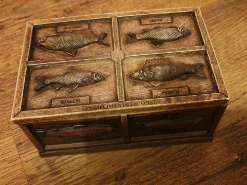 Orvis-Tackle-Group-Box-Vintage-fishing-tackle-box-not-Ultra-or-Daiwa