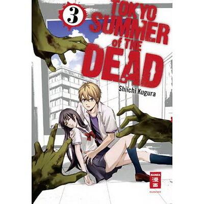 TOKYO SUMMER OF THE DEAD  Band 3  Egmont Manga Sci-Fi-Romance