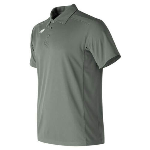 New Balance Men/'s Polo Shirt NB Dry Fit Short Sleeve Size M XL 2XL NWT RP $45