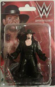 "The Undertaker WWE SuperStar Pro Wrestling 2017  2.5"" Action Mini Figure"