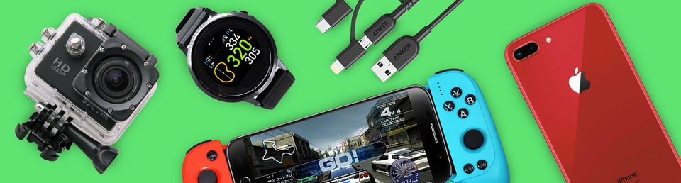Shop Now - Gadgets & Accessories