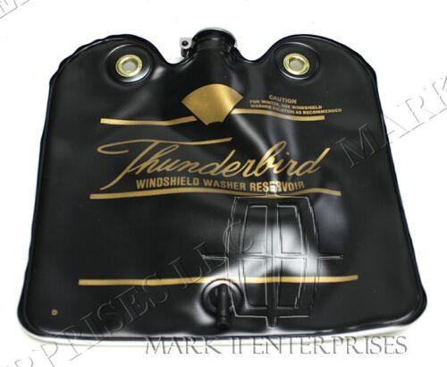 1966 Ford Thunderbird Windshield Washer Fluid Reservoir Bag /& Cap NEW