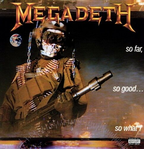 Megadeth - So Far So Good: So What [New Vinyl] Ltd Ed, 180 Gram
