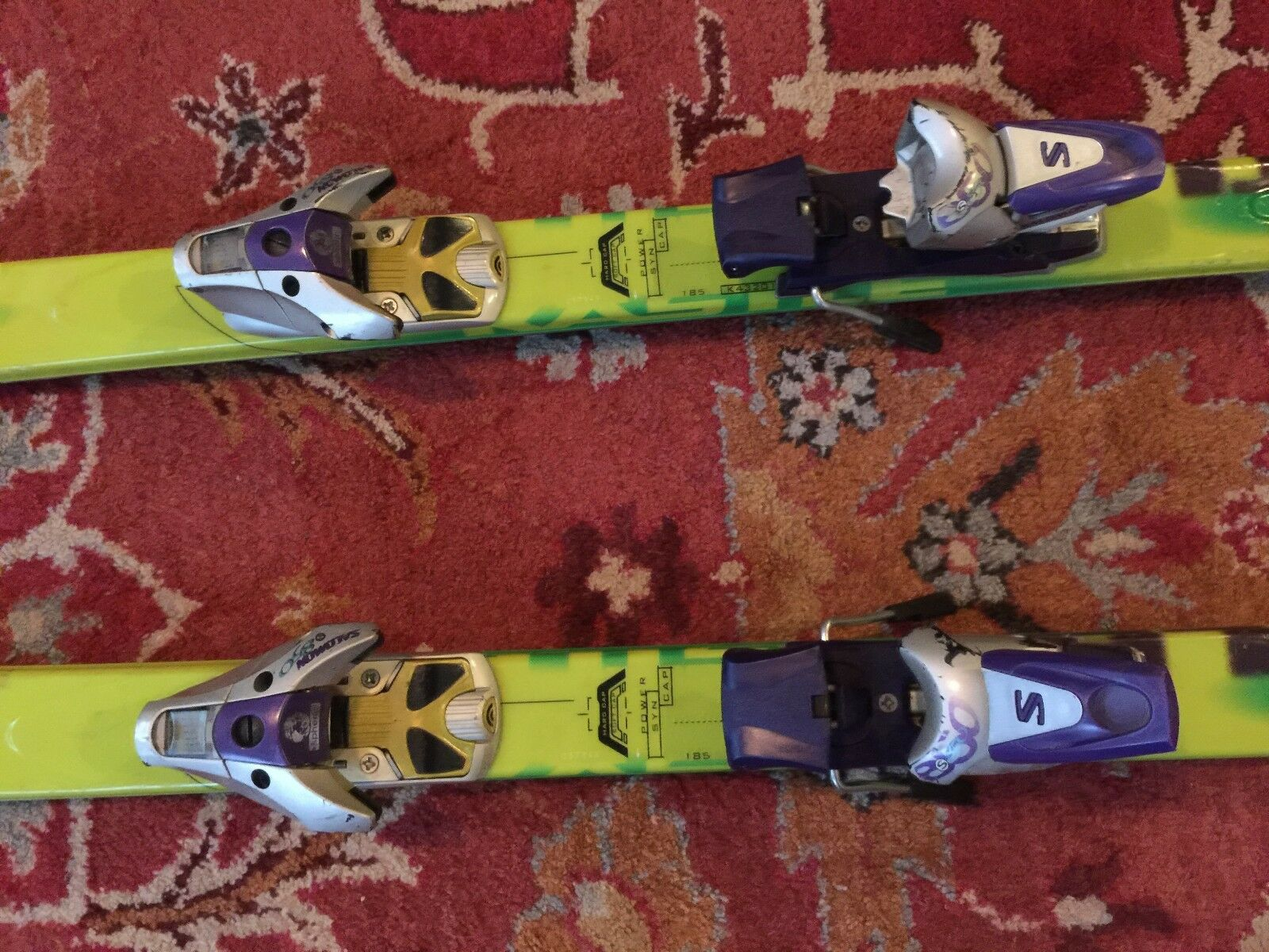 Kastle Snow Ski's in great shape  72   1 2 inches long used  find your favorite here