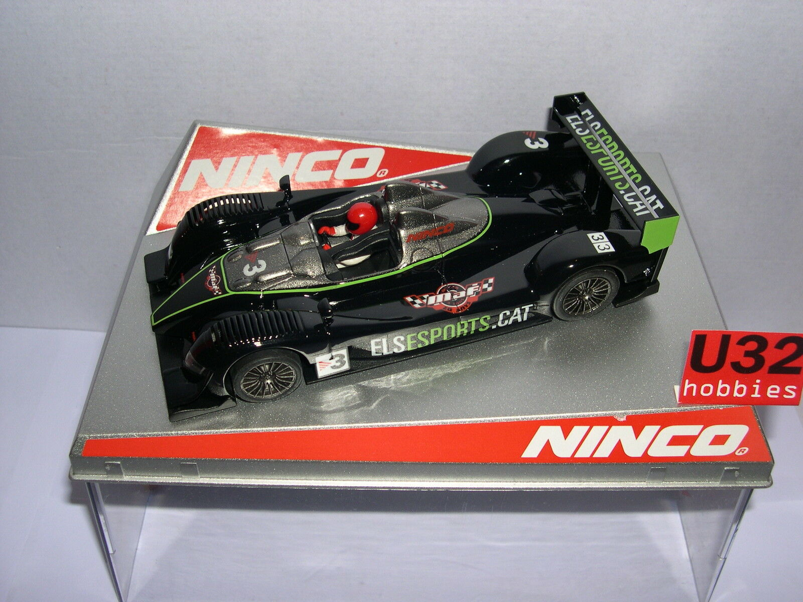 Qq 50539 NINCO ACURA LMP2 TV3 MaF ELSESPORTS.CAT SPECIAL EDITION