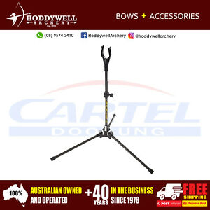 FREE-POST-EXPRESS-AUS-WIDE-CARTEL-EZY-RECURVE-BOW-STAND-ARCHERY-HODDYWELL