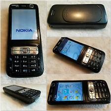 Nokia N73 - Black (Three) Smartphone Mobile Phone