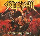 Breathing the Fire [Digipak] by Skeletonwitch (CD, Oct-2009, Prosthetic)
