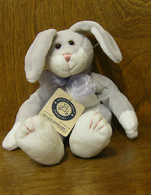 "8/"" Rabbit NEW//tag From Retail Store Boyds Plush #573701-06 STERLING HOPSWELL"