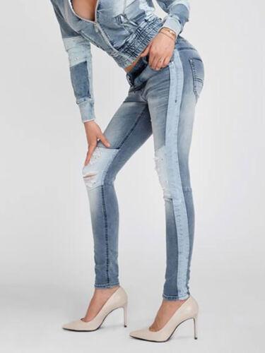 pezzi donna Blu aderenti Pantaloni m libero il Di jeans Jeans Jeans Alina 2 da per tempo Xs Giacca di xapa4wSHtq
