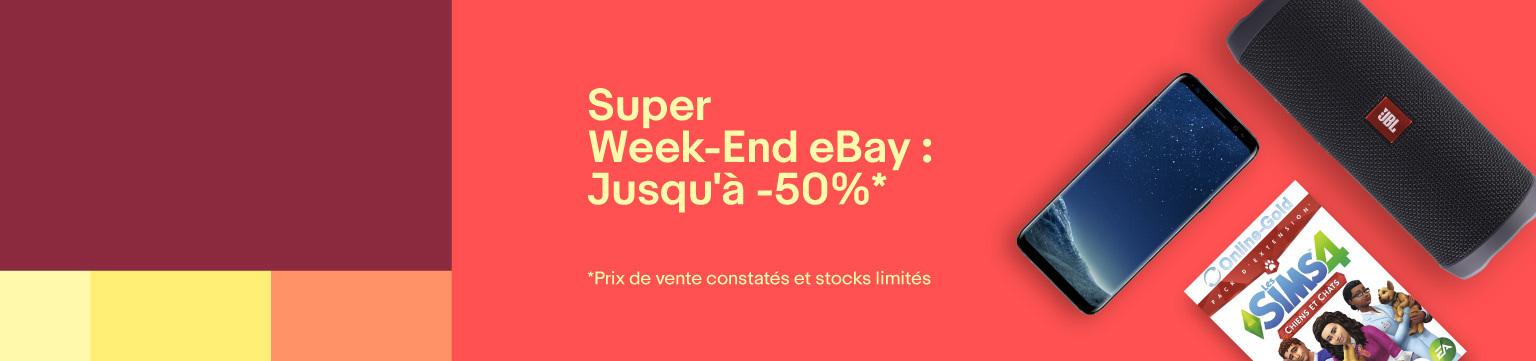 Super week-end High-Tech