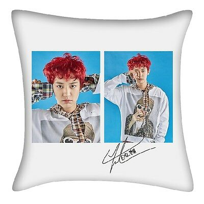 CHAN YEOL CHANYEOL EXO KPOP PILLOW CUSHIONS EX'ACT EXACT LUCKY ONE MONSTER