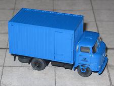 modelltec 14 1057 39 - IFA W-50 L - Kofferaufbau - Studiotechnik Rundfunk