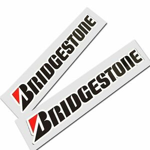BRIDGESTONE Motorcycle Decals Custom Graphics Stickers X Pieces - Bridgestone custom stickers motorcycle