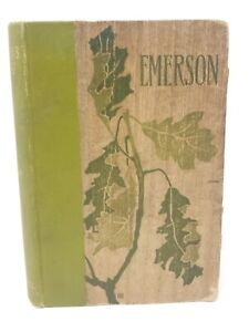 Ralph-Waldo-Emerson-Poems-1899-T-Y-Crowell-amp-Co-1st-Printing