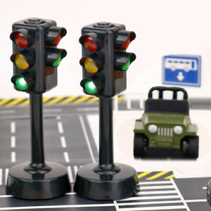 Mini-Traffic-Signs-Light-Speed-Camera-Model-with-Music-LED-Education-Kids-Toys