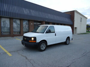 2014 Chevrolet Express SUPER CLEAN MUST SEE **** V6 4.3L READY FOR WORK