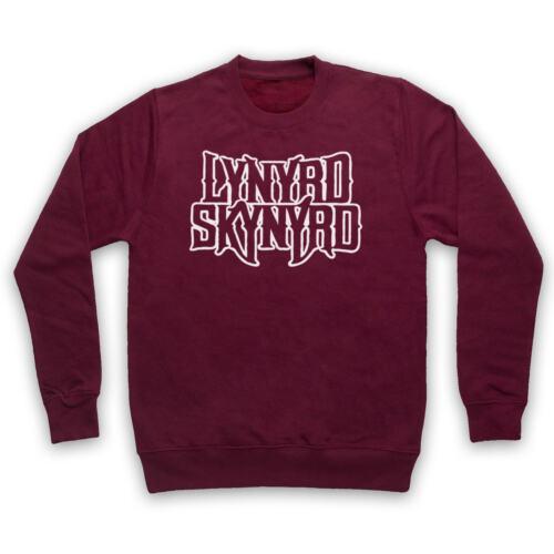 LYNYRD SKYNYRD LOGO UNOFFICIAL SOUTHERN ROCK BAND GODS ADULTS /& KIDS SWEATSHIRT