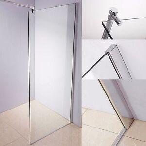 Walk-in Duschwand 10mm ESG Glas Duschkabine Duschabtrennung Dusche ...
