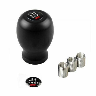 WH-BK TRD Duracon 5 6 Speed Manual Racing Shift Knob For FRS AE86 Supra MR2 tC