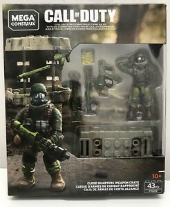 Mega-Construx-Call-Of-Duty-Lot-Close-Quarters-Weapon-Crate-FVG00