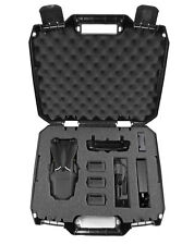 Carry Case Organizer Rugged for Mini Drone With Customizable Foam 16x13x6 Inches