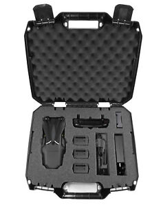 Custom-Drone-Case-Fits-DJI-Mavic-Pro-Combo-in-Custom-Foam-with-Accessories
