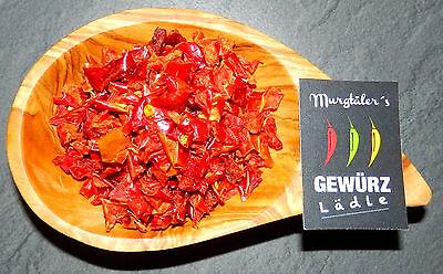 Paprika Flocken rot 75gr im Nachfüllbeutel