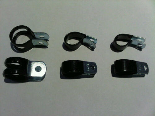 One Pair Bicycle Carrier frame clips