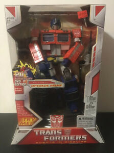 Transformers-20th-Anniversary-DVD-Edition-OPTIMUS-PRIME-034-NEW-039