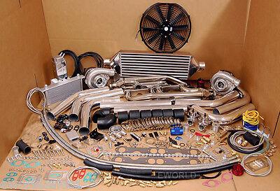 Twin Turbo BBC Kit GMC GM CHEVY BIG BLOCK 427 454 396 502 572 1000HP PACKAGE NEW