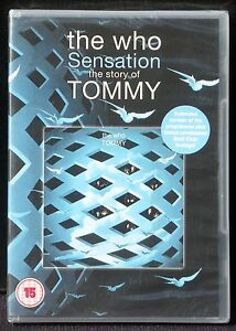 Sealed-DVD-The-Who-Sensation-The-Story-of-Tommy