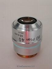 Nikon Microscope Objective, BD Plan 40x ELWD