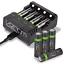 Rechargeable-High-Capacity-AAA-AA-Batteries-and-Charging-Dock-Venom-Power miniatuur 1