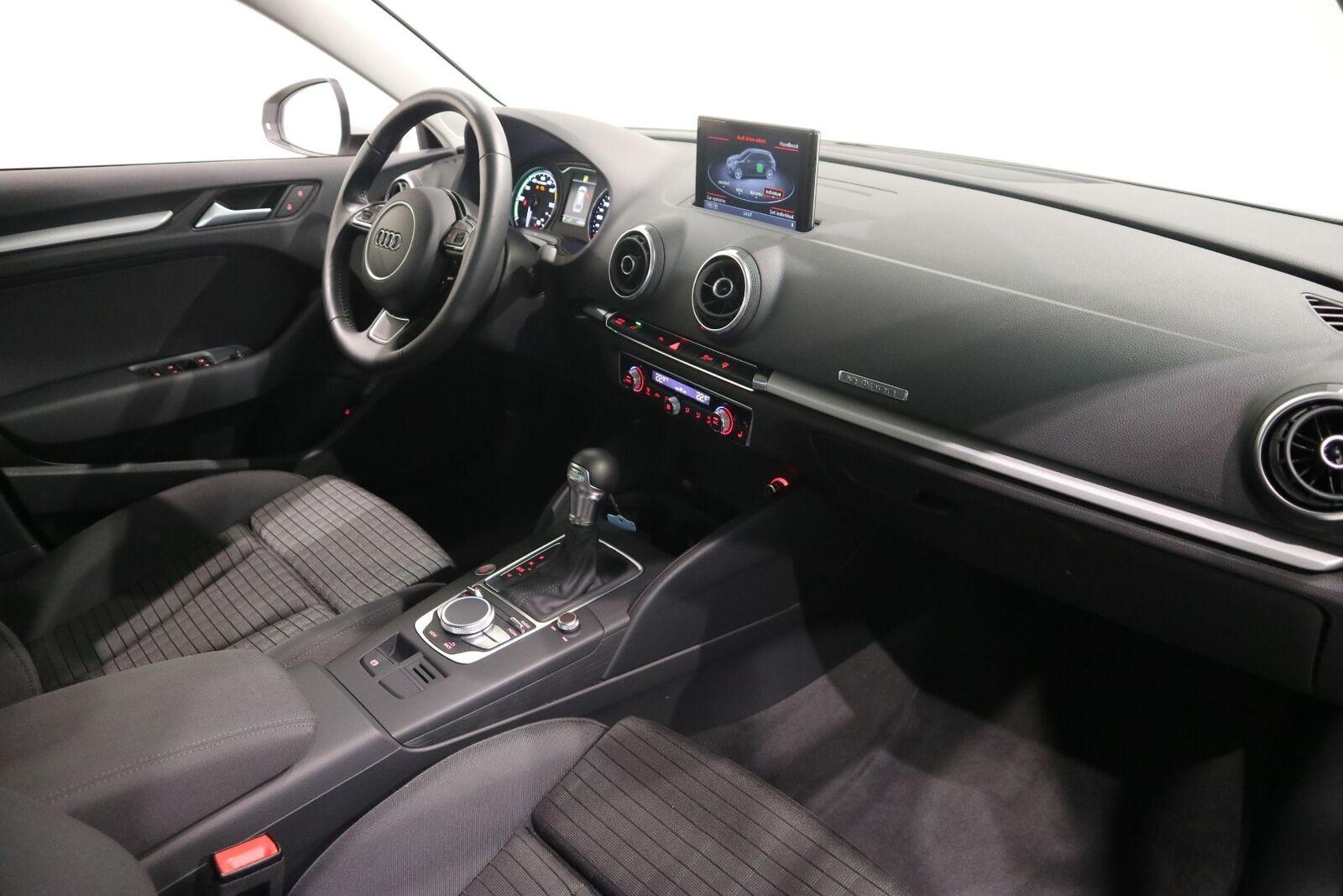 Audi A3 1,4 e-tron Ambition Sportback S-tr. - billede 14