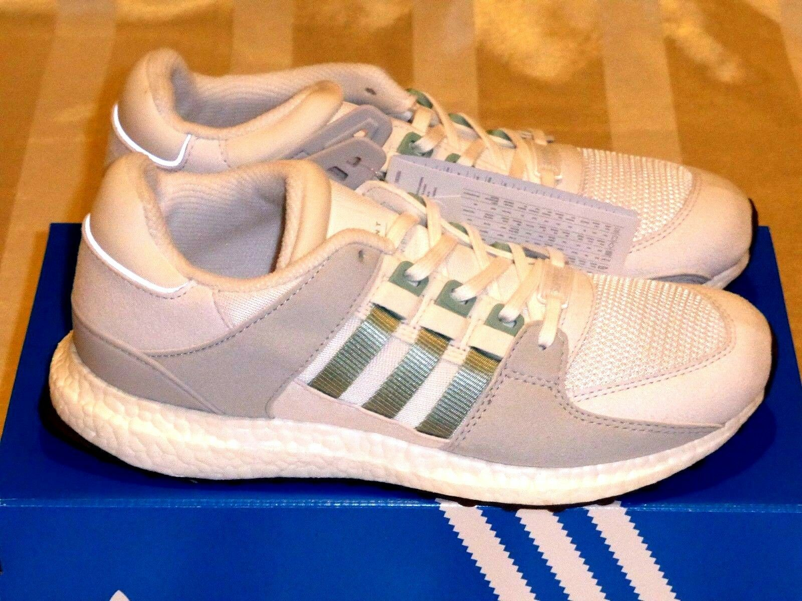 ADIDAS EQT Support Ultra Boost W 'White / Tactile Green' (Size 8.5US) New yeezy