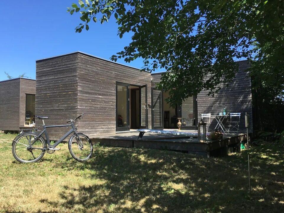 Tiny Houses, Hytter og Annekser :-)
