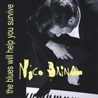 Blues Will Help You Survive by Nico Brina (CD, Apr-2012, CD Baby (distributor))