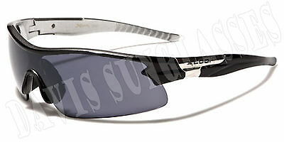 X Loop Sunglasses XL57001 UV400 Davis G7 black sunnies mens mirrored