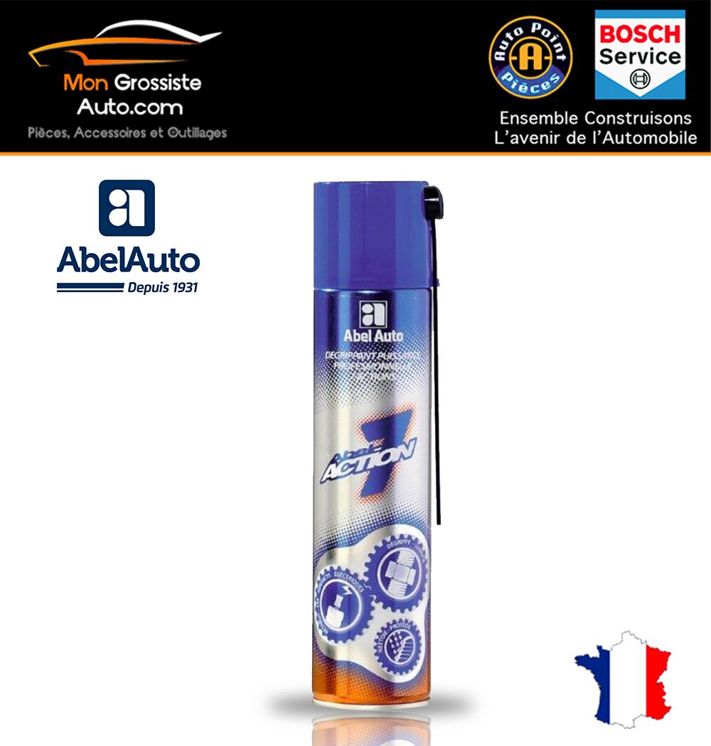 Abel Auto Azione 7 Sbloccante Lubrificante Potenza Professionale 7 Azioni