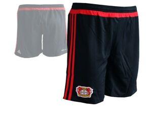 adidas-Bayer-04-Leverkusen-Home-Short-Y-Kinder-Fussballhose-B04-schwarz-128-176