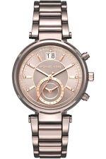 Michael Kors  - Ladies Sawyer Chronograph Watch  - MK6393