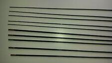 Ersatzspitze Bastler aufgepasst 1,8 oben 5,0 unten 10 Ersatzspitzen in grau