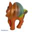 miniature 1 - 1984-G1-Vintage-My-Little-Pony-Flutterbye-Rainbow-Pegasus-Ponies-Orange-J8