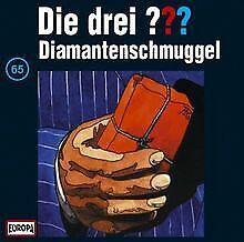 Die-drei-Fragezeichen-Folge-65-Diamantenschmuggel-von-D-CD-Zustand-gut
