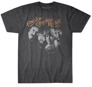 CCR Creedence Clearwater Revival Rock and Roll Music Shirt