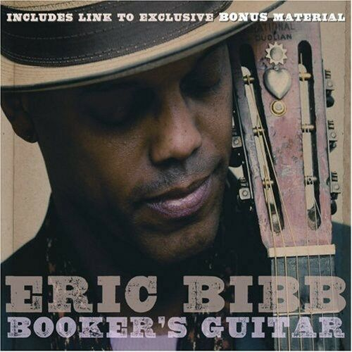 1 of 1 - Eric Bibb - Booker's Guitar [New CD]