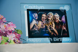 Personalised-Engraved-Birthday-18th-21st-30th-40th-50th-60th-Photo-Frame